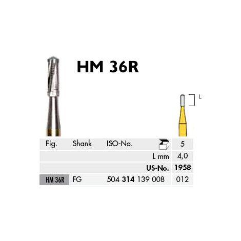Gold Amalgam, Crown and Bridge Removal HM36R (Meisinger)