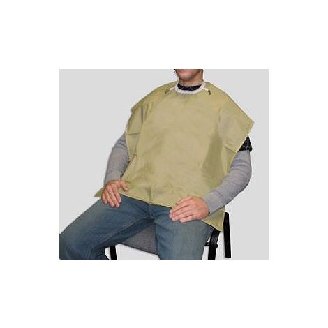 "Patient Nylon Throw Waist Length, Yellow, 27"" x 30"""