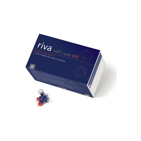 Riva Self Cure HV Capsules (SDI)