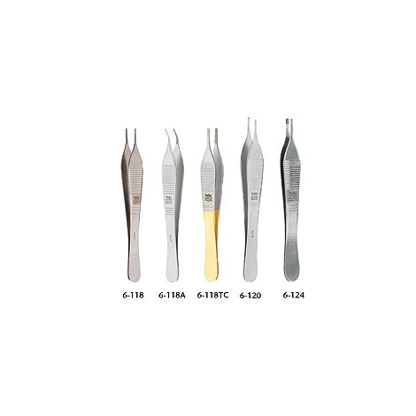 Adson Dressing and Tissue Forceps (Miltex)