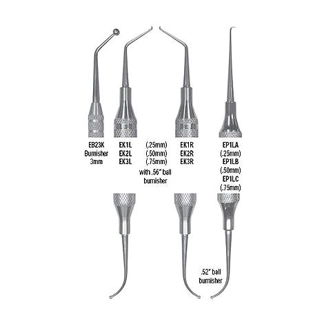 Endodontic Condensers/Burnishers (G. Hartzell & Son)