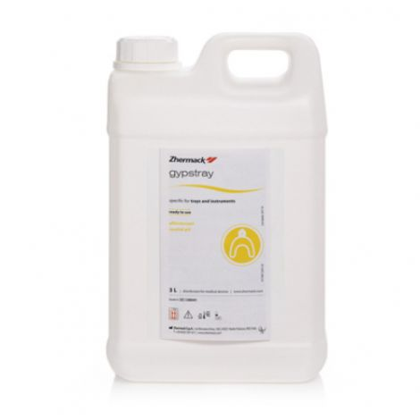 Gypstray Cleaner for Removing Gypsum Residues - 2 Liters Single Bottle