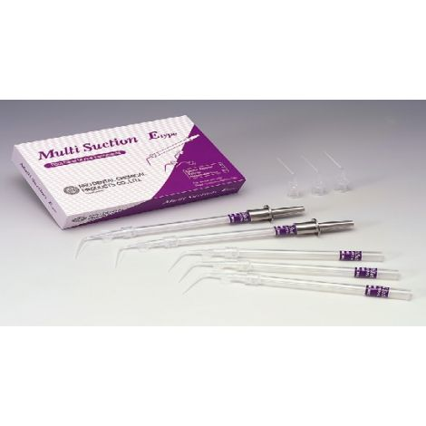 MA set 5 autoclavable syringes + 2 metal adapters + 20 disposable tips set