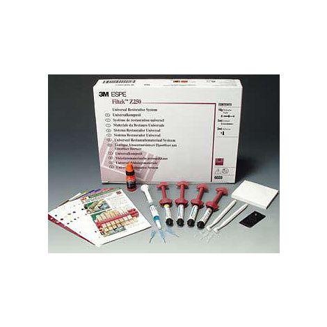 Z-250 Universal Restorative Composite Syringes (3M Espe)