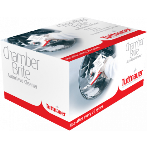 Chamber Brite Autoclave Cleaner, 10 pkts