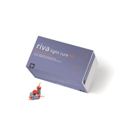 Riva Light Cure HV Capsules (SDI)