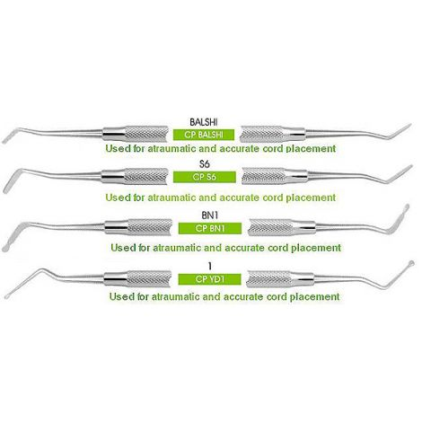 Cord Packers NonSerrated (PacStar)