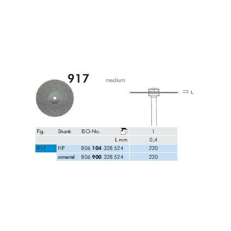 Diamond Discs Medium 917 (Meisinger)