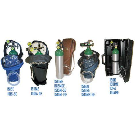 MD Aluminum Oxygen Kits 416 Liter (Mada)