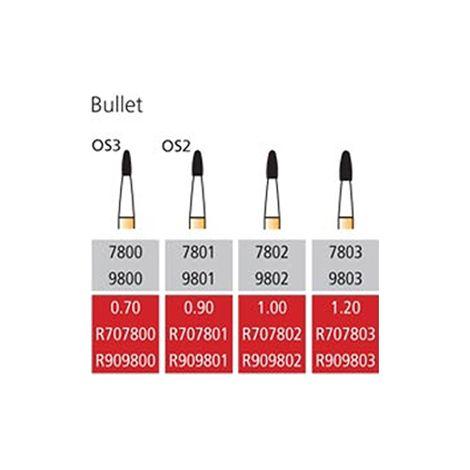 T & F Alpen Carbide Bullet (Coltene/Whaledent)