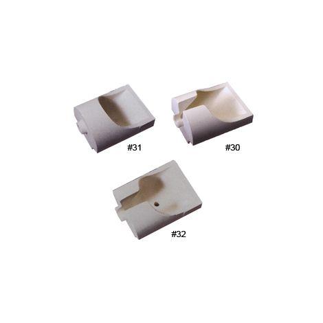 Standard Type Crucibles (Keystone)