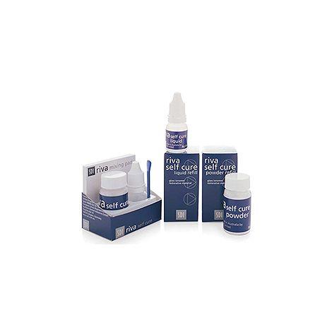Riva Self Cure Powder/Liquid (SDI)