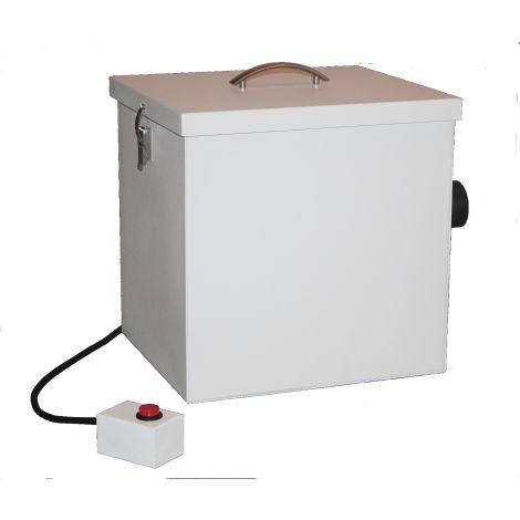 Model EON AlumOx/Zirc Compatible Dust Collector (Integral USA)