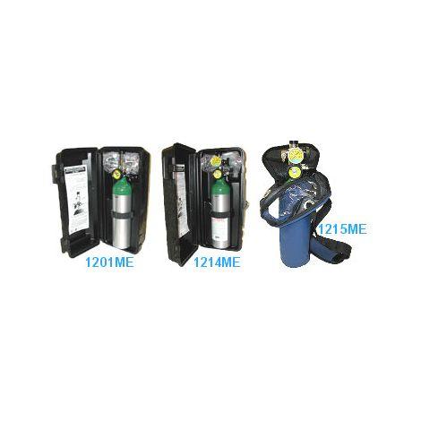 M6 Aluminum Oxygen Kits 165 Liter (Mada)