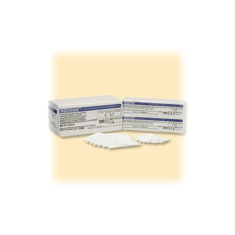 "General Purpose Non-Woven Sponges 4"" x 4"" (Medicom)"